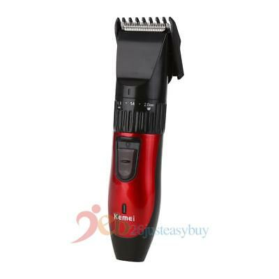 Rechargeable Pro Men's Electric Hair Trimmer Clipper Shaver Razor Beard Grooming