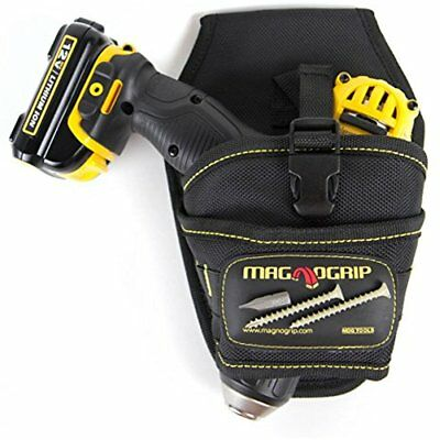 Magnetic Adjustable Cordless Impact Drill Driver Holster Tool Belt Pouch Gift