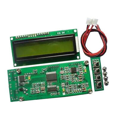 Green 0.1MHz-1200MHz Signal Frequency Counter Cymometer Measurement Module