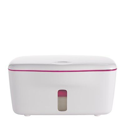 OXO Tot PerfectPull Wipes Dispenser with Weighted Plate- Pink - NEW