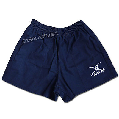 Gilbert Heavy Cotton Drill Shorts - Navy Sizes S - 3XL