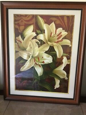 Home Interior / Celebrating Homes Lilies New # 75316 Picture