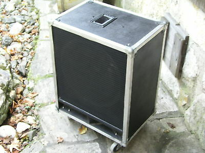 Allsound TE 121 aktive Vintage Box - Lautsprecher