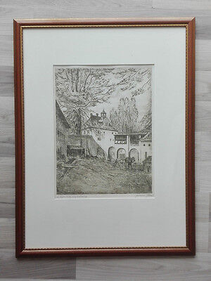 "GÖLLNER  ""Rothenburg""  Orig. Rad. (Art.Nr. 712)"