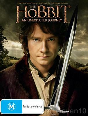 THE HOBBIT 1: An Unexpected Journey : NEW DVD