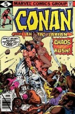 Conan the Barbarian (Vol 1) # 106 Very Fine (VFN) Marvel Comics MODERN AGE