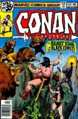 Conan the Barbarian (Vol 1) #  94 (VryFn Minus-) (VFN-) Marvel Comics AMERICAN