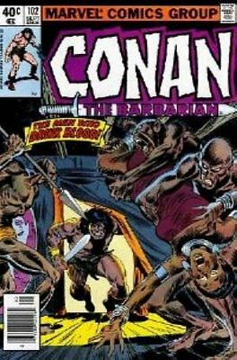 Conan the Barbarian (Vol 1) # 102 Near Mint (NM) Marvel Comics MODERN AGE