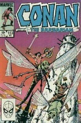 Conan the Barbarian (Vol 1) # 153 Near Mint (NM) Marvel Comics MODERN AGE
