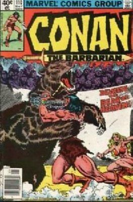 Conan the Barbarian (Vol 1) # 110 Near Mint (NM) Marvel Comics MODERN AGE