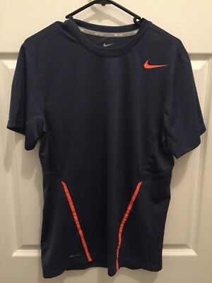 Nike Dri-fit Tennis Shirt Size Small