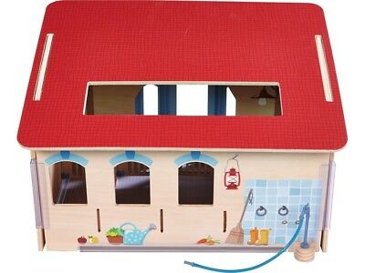 Haba Little Friends Pferdestall Pferde-Stall