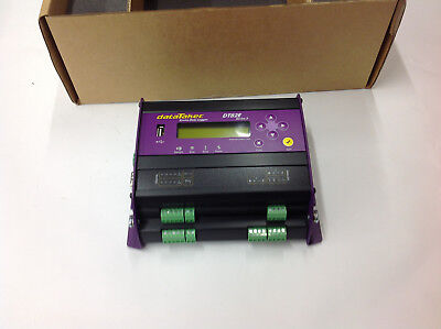 NEW Thermo Fisher DataTaker DT82E Enviro Data Logger Series 3 Config Loaded