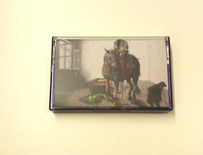 UNKLE The Road: Pt.1 on Cassette /Tape Purple Edition - Limited to 120 copies