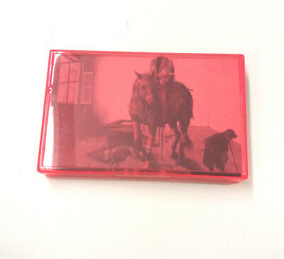 UNKLE The Road: Pt.1 on Cassette /Tape Orange Edition - Limited to 120 copies