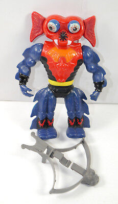 MASTERS OF THE UNIVERSE He-Man : Mantenna Actionfigur 1984 MATTEL (L)