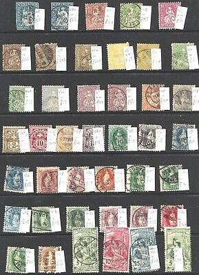 SWITZERLAND Early to 1960's on hagners , all - 40919