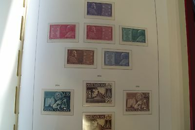 VATICAN CITY 1931-1975 Extensive collection mainly unmounted mint - 92269