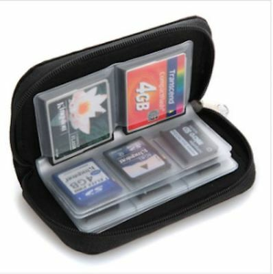 Universal Case Cover Pouch Case for 22 memory cards micro mini SD SD/SDHC/MMC XD