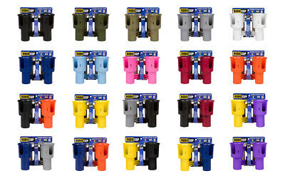ROBOCUP 12 Colors, Clamp On Drink Cup Holder Wheelchair Walker Crutches Rollator