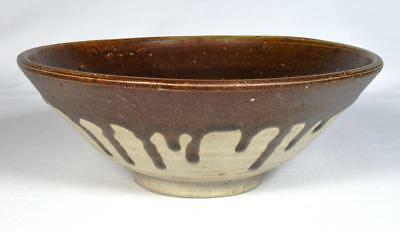 Ancient Chinese Song Dynasty Pottery Bowl c1100 AD