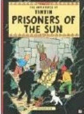 Prisoners of the Sun by Herge 9781405206259 (Paperback, 2002)