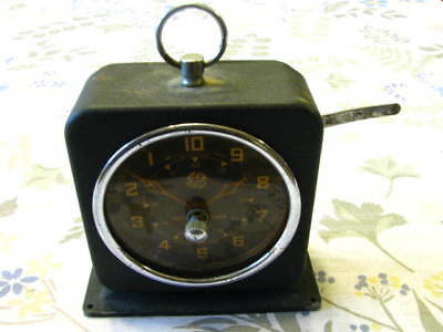 Vintage, xollectable GE Interval X-ray/Darkroom Timer - Circa 1950's - Working.