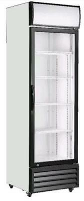 New Upright Commercial Display Fridge 430L