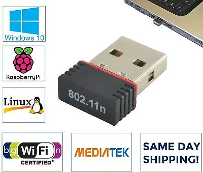 150Mbps Speed USB Wireless Wifi 802.11n LAN Adapter Dongle for Raspberry pi BR