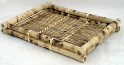 Bamboo Tray For Tea Sets and Sake Sets MED
