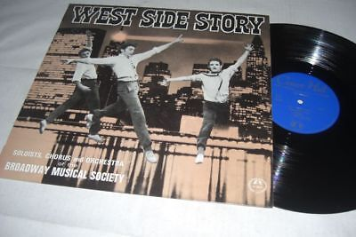 (7033) The Broadway Musicals Society ?– West Side Story -