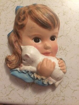Quilted Northern Girl Wall Plaque