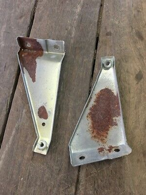 Ford XB Dash Mounting Brackets X 2 Falcon ,Fairmont