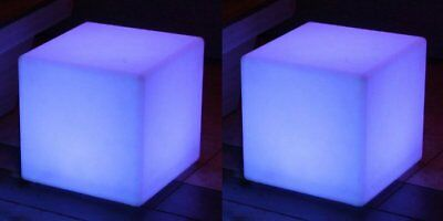 "2) Main Access 16"" Pool/Spa Waterproof Color Changing Patio Floating LED Lights"