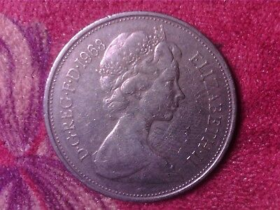 Great Britain   10   Pence  1968