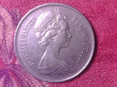 Great Britain   10   Pence  1977