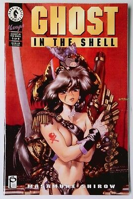 Ghost in the Shell #5 (Jul 1995, Dark Horse) VF/NM