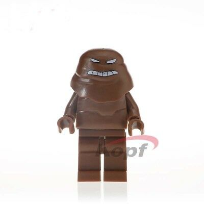 Clayface Batman Movie Minifigure figure toy Cartoon TV Show villain Clay Face