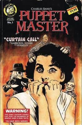 Puppet Master Curtain Call #1 Variant!