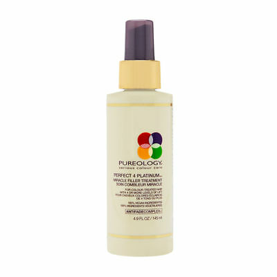 Pureology Perfect 4 Platinum Miracle Filler Treatment 145ml/4.9oz