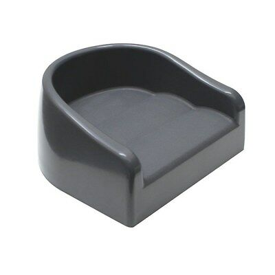 Prince Lionheart Soft Booster Seat- Charcoal Grey
