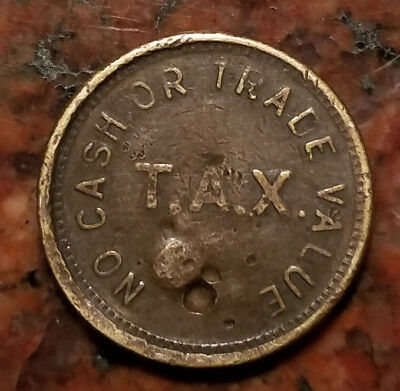 Toledo Amuse Xchange Tax Token - #1658