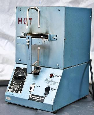 Kirk Optical Crown Lens Oven Heater Aa-2 With Timer !!            R178 On J (10)
