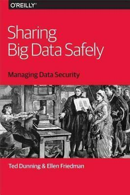 Sharing Big Data Safely by Ted Dunning 9781491952122 (Paperback, 2016)