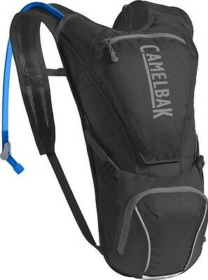 Camelbak® Rogue 2.5L Hydration Pack - New 2017 Edition - Black.
