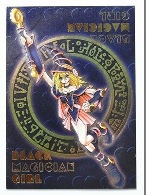 Yu-Gi-Oh Promo Dark Magician Girl DDM (Blue-Ultimate) in Nice condition