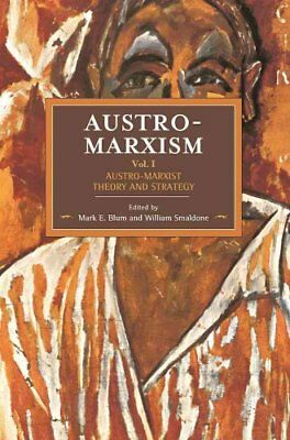 Austro-marxism: Austro-marxist Theory And Strategy Volume 1 His... 9781608466993