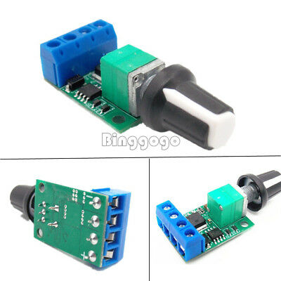 10A/5V-16V PWM Speed Regulation LED Dimming Ultra High Linearity Band Switch