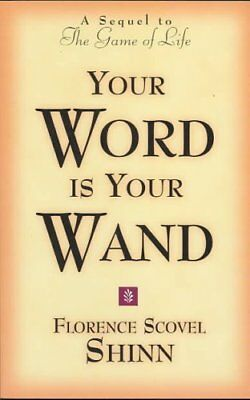 Your Word is Your Wand by Florence Scovel Shinn 9780875162591 (Paperback, 1978)