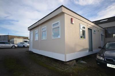 Portable Office Building - Mobile Home